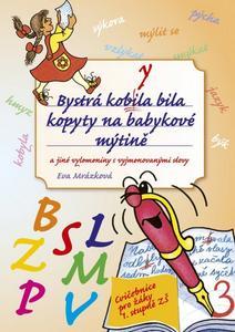 Obrázok Bystrá kobyla bila kopyty na babykové mýtině