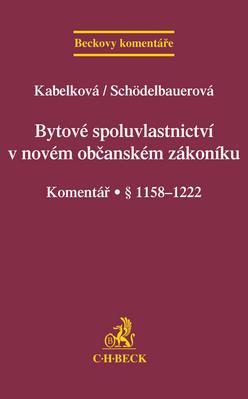 Obrázok Bytové spoluvlastnictví v novém občanském zákoníku
