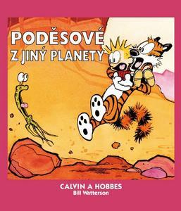 Obrázok Calvin a Hobbes Poděsové z jiný planety
