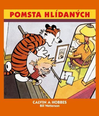 Obrázok Calvin a Hobbes Pomsta hlídaných (5)