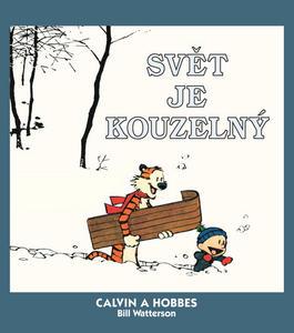 Obrázok Calvin a Hobbes Svět je kouzelný (11)