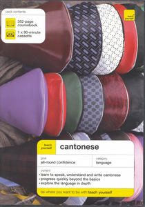 Obrázok Cantonese Book + CD