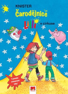 Obrázok Čarodějnice Lilli v cirkuse