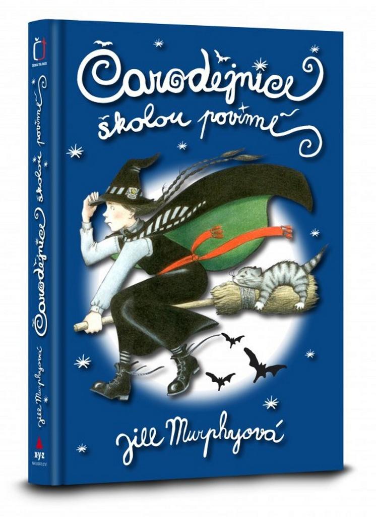 Čarodějnice školou povinné (1) - Jill Murphy