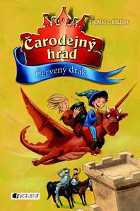 Obrázok Čarodejný hrad Červený drak
