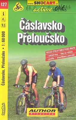 Obrázok Čáslavsko Přeloučsko 1:60 000