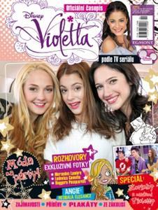 Obrázok Časopis Violetta 2