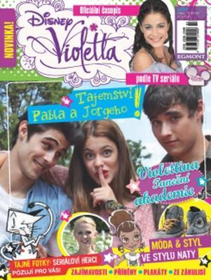 Obrázok Časopis Violetta 3