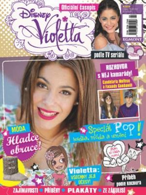 Obrázok Časopis Violetta 4