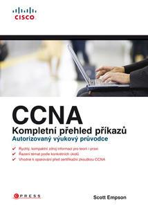 Obrázok CCNA Kompletní přehled příkazů
