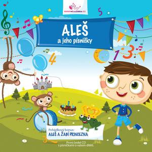 Obrázok CD Aleš a jeho písničky