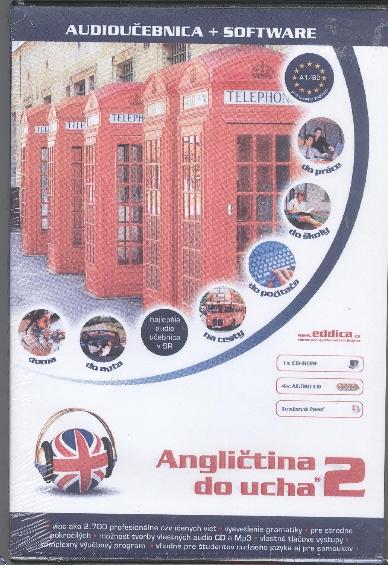 CD Angličtina do ucha