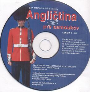 Obrázok CD Angličtina nielen pre samoukov