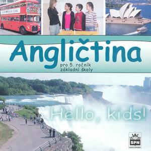 Obrázok CD Angličtina pro 5. ročník základní školy
