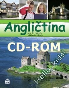 Obrázok CD Angličtina pro 7. ročník základní školy