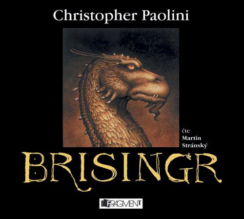 CD Brisingr - Christopher Paolini