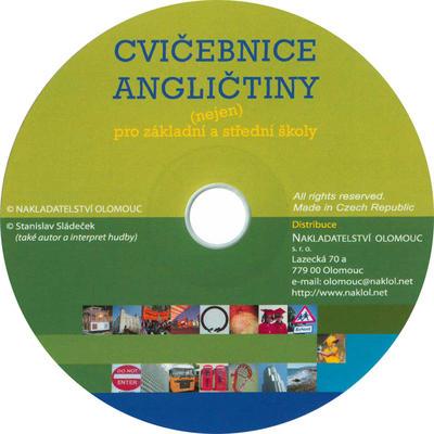 Obrázok CD Cvičebnice angličtiny (nejen) pro ZŠ a SŠ