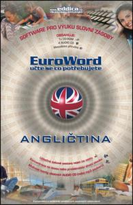 Obrázok CD Euroword Angličtina Maxi