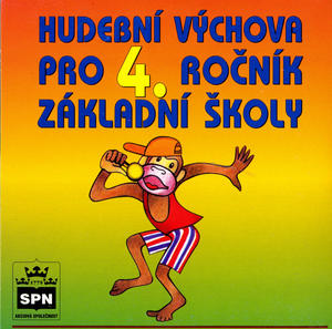 Obrázok CD Hudební výchova pro 4.r.ZŠ