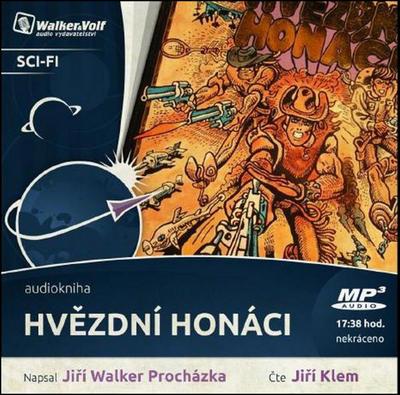 Obrázok CD Hvězdní honáci