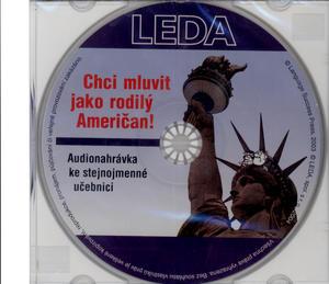 Obrázok CD Chci mluvit jako rodilý Američan