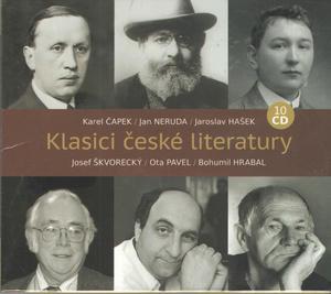Obrázok CD Klasici české literatury