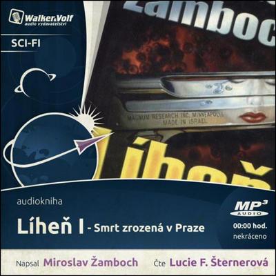 Obrázok CD Líheň I Smrt zrozená v Praze