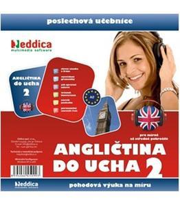 Obrázok CD Nová angličtina do ucha 2.