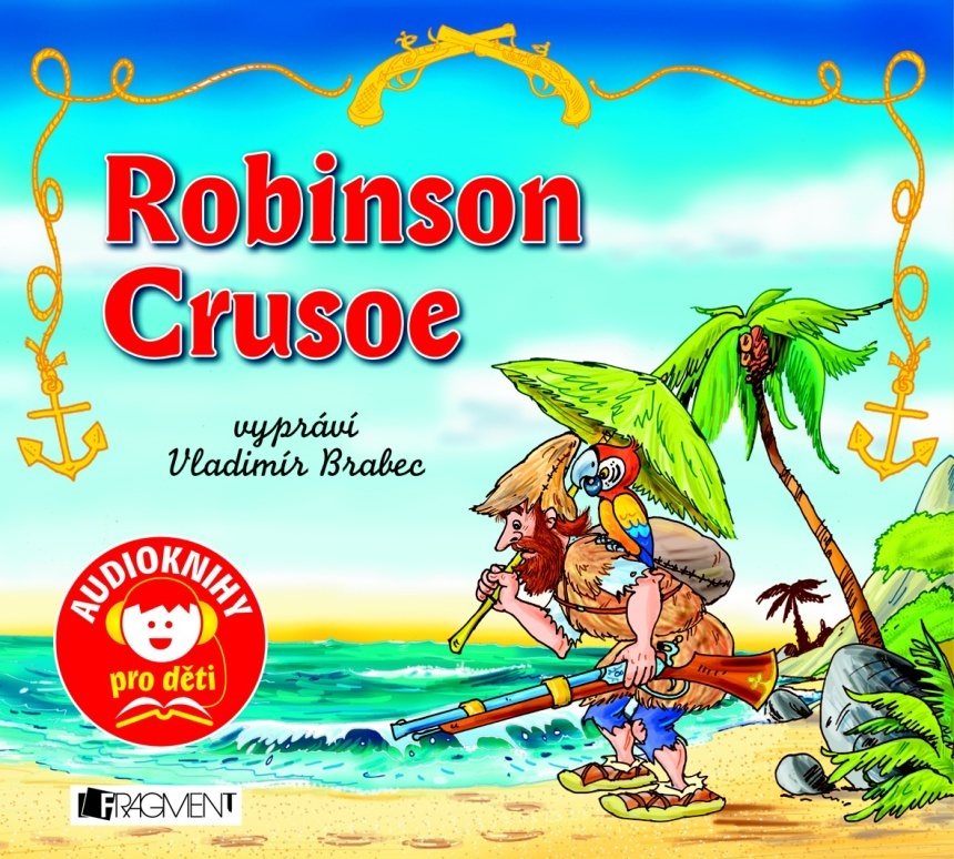 CD Robinson Crusoe - Jana Eislerová, Daniel Defoe