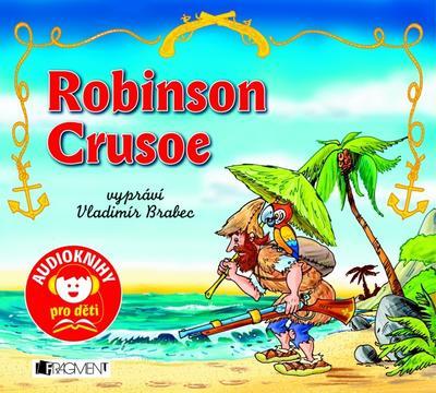 Obrázok CD Robinson Crusoe