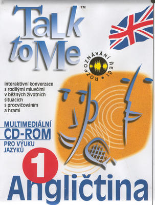 Obrázok CD ROM Angličtina Talk to Me 1