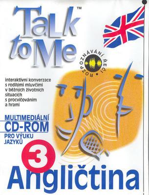 Obrázok CD ROM Angličtina Talk to Me 3