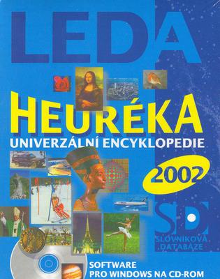 Obrázok CD ROM Heuréka 2002