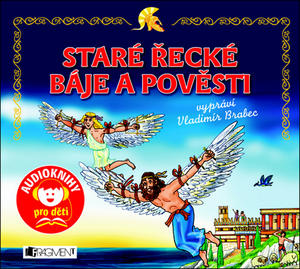 Obrázok CD Staré řecké báje a pověsti