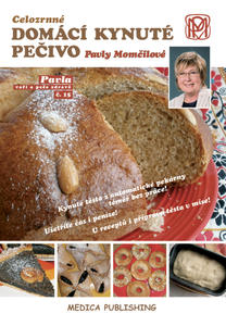 Obrázok Celozrnné domácí kynuté pečivo Pavly Momčilové
