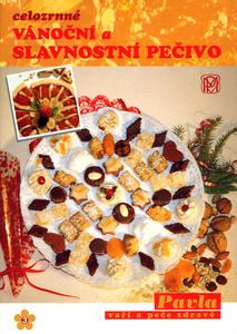 Obrázok Celozrnné vánoční a slavnostní pečivo