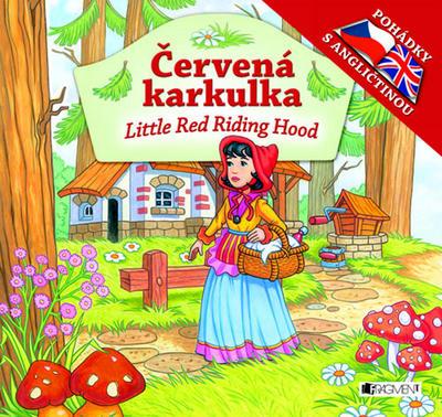 Obrázok Červená karkulka Little Red Riding Hood