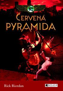 Obrázok Červená pyramída (Červená pyramída Kronika Cartera Kana 1)