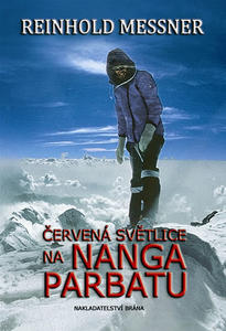 Obrázok Červená světlice na Nanga Parbatu
