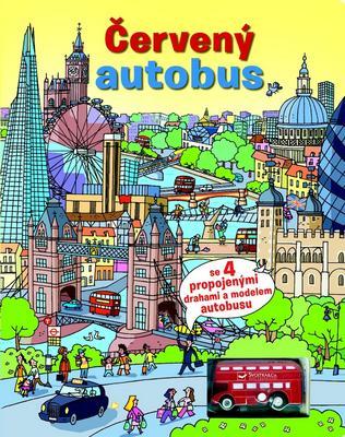 Obrázok Červený autobus