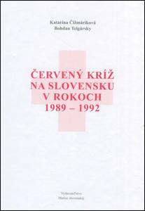 Obrázok Červený kríž na Slovensku v rokoch 1989-1992