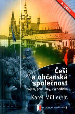 Obrázok Češi a občanská společnost