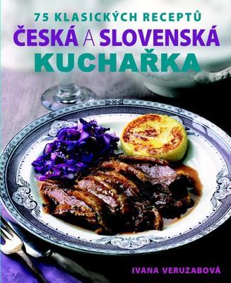 Obrázok Česká a slovenská kuchařka
