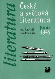 Obrázok Česká a světová literatura pro 3. ročník středních škol