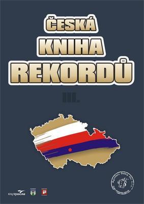 Obrázok Česká kniha rekordů III.