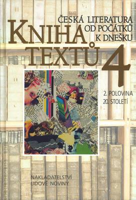 Obrázok Česká literatura od počátků 4