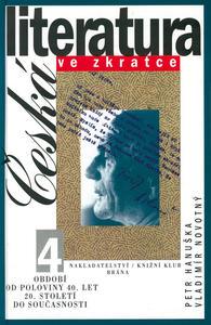 Obrázok Česká literatura ve zkratce 4