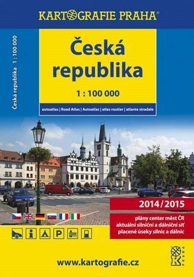Obrázok Česká republika 1:100 000