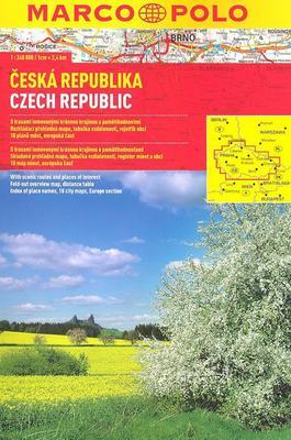Obrázok Česká republika 1:240 000