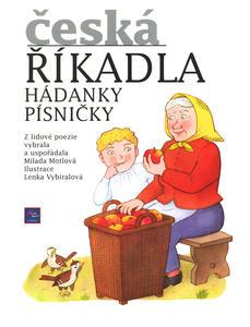 Obrázok Česká říkadla  Hádanky, písničky   nové vydání